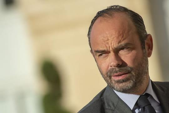"""Edouard Philippe: selon lui, Wauquiez peut aller """"jusqu'au coeur des ténèbres"""""""