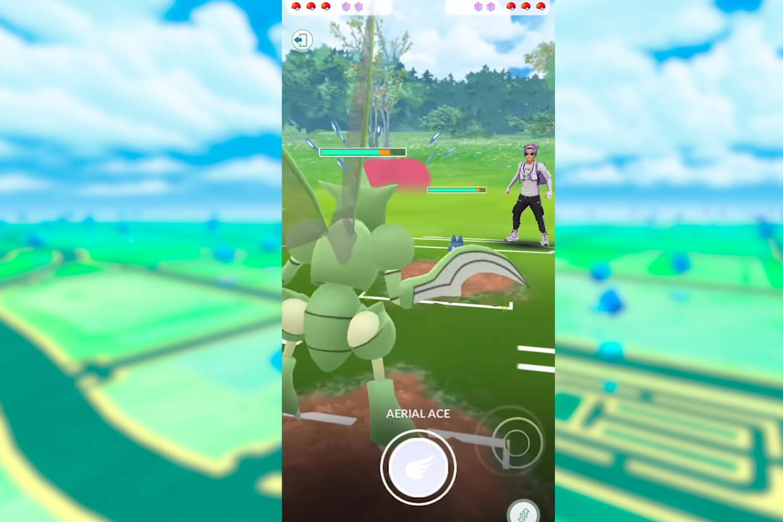 Zuweisen arena pokemon go So spielen