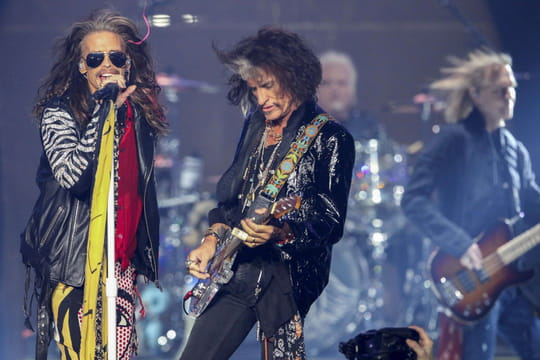 Aerosmith en concert à Paris : la billetterie ouverte