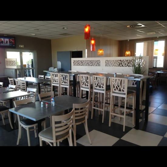 Restaurant : Resto l'Express Café  - Salle  -