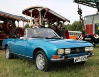 Car SOS : Peugeot 504