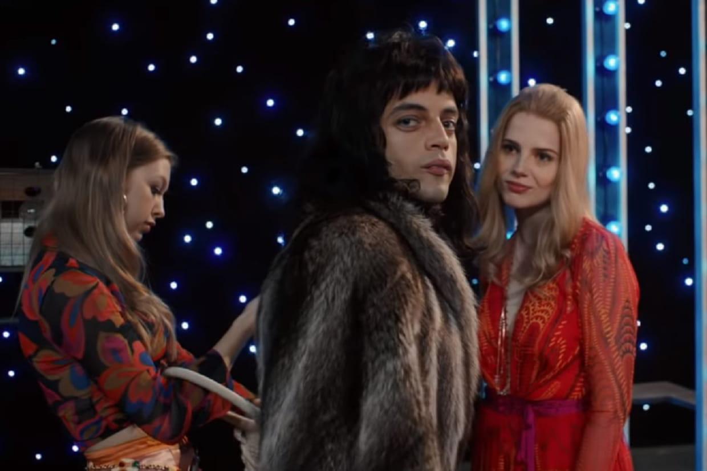 Rami Malek bluffant en Freddie Mercury (bande-annonce) — Bohemian Rhapsody