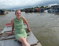 Marchés sur terre : Marché flottant (Viêtnam)