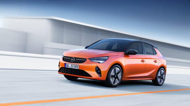 Les premières photos de la nouvelle Opel Corsa