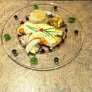 Océan  - Pavé de saumon à l'oseille -   © Hôtel Océan