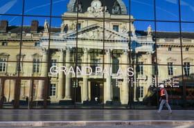 Un Grand Palais éphémère au Champ-de-Mars