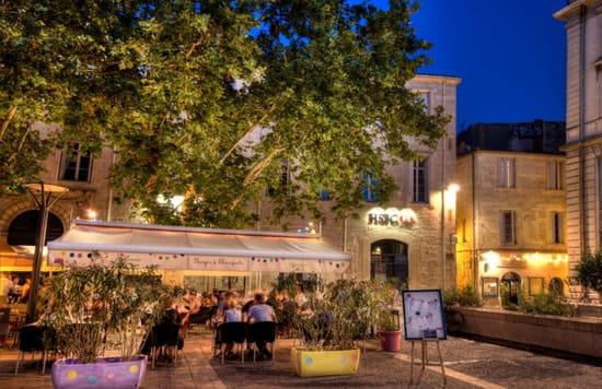 Burger et Blanquette  - BURGER ET BLANQUETTE Terrasse -