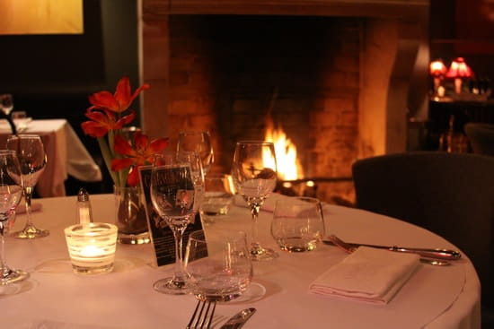 Carmelina  - La cheminée l'hiver -