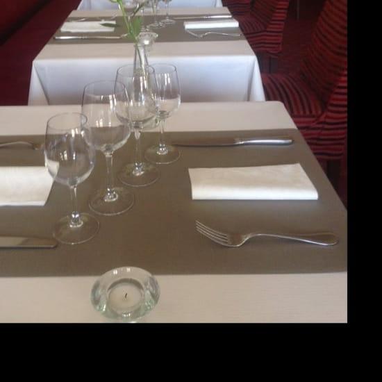 Restaurant : Le Margaux  - Salle -
