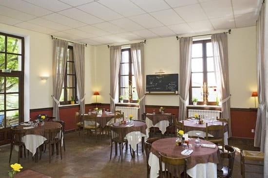 Auberge de Valestalière  - notre salle à manger -   © nous