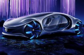 Mercedes Vision AVTR: un concept fou inspiré par le film Avatar [photos]