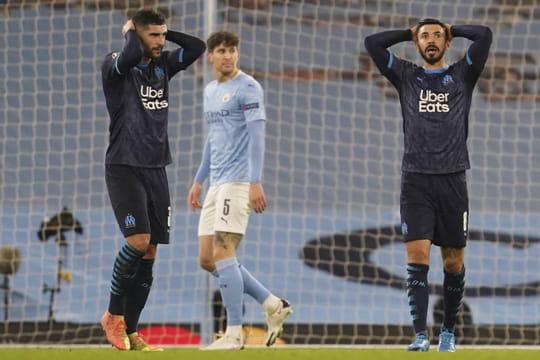 Manchester City - Marseille: l'OM s'incline et finit dernier, le résumé du match
