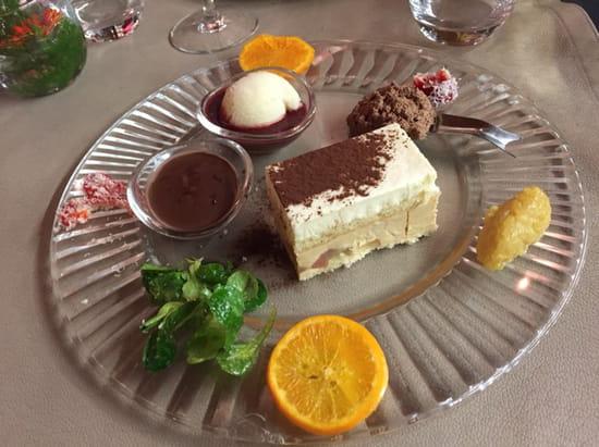 Dessert : La Chamade  - Une promenade au pays des saveurs de l'originalité du goût !!! -