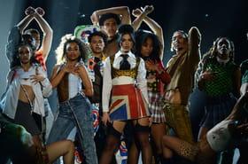 Dua Lipa sacrée aux Brit Awards: son show en vidéo