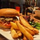 Plat : Les Garçons  - Le burger by Les Garçons  -