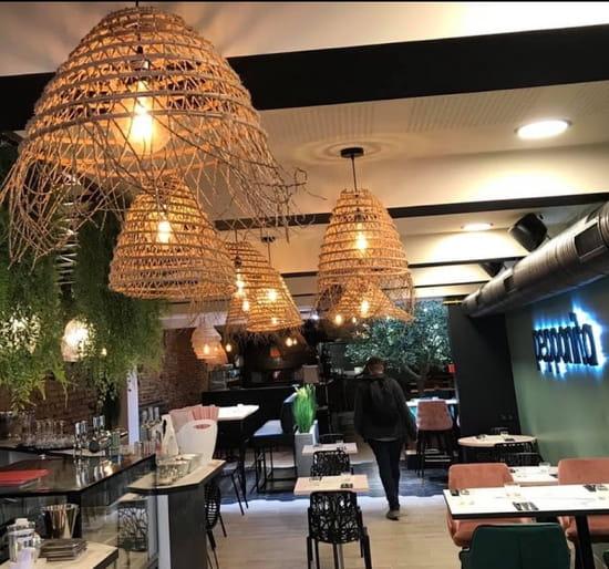 Restaurant : Pepponita  - SALLE BAR -   © ¢ 2020