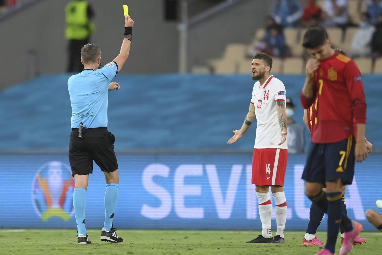 Euro 2021: l'Espagne et la Pologne n'arrivent pas à s'imposer, l'Allemagne relève le niveau