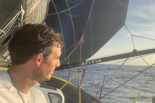 Vendée Globe: le classement en direct, Charlie Dalin gagne du terrain