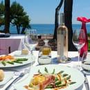 Le Bougainvillier  - Table Le Bougainvillier terrasse mer 1 -   © elisabeth rossolin