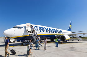 Ryanairlancera 2nouvelles liaisons vers l'Espagne l'automne prochain