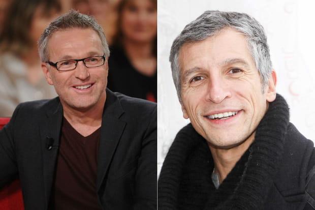 Laurent Ruquier et Nagui