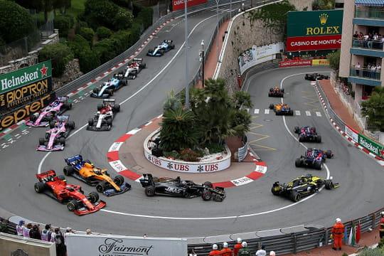 GP de MonacoF1: dates, horaires, chaine TV... Le programme du GP 2020
