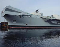 Construire l'impossible : HMS Queen Elizabeth