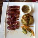 Plat : Restaurant le Chateaubriant