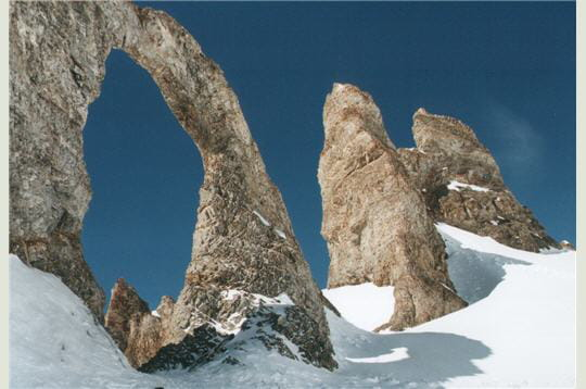 Montagne et neige: le cocktail photographique