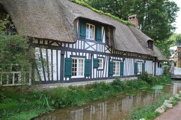 Ces maisons pittoresques de nos régions