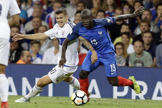France - Luxembourg: le résumé vidéo du match, les Bleus décevants
