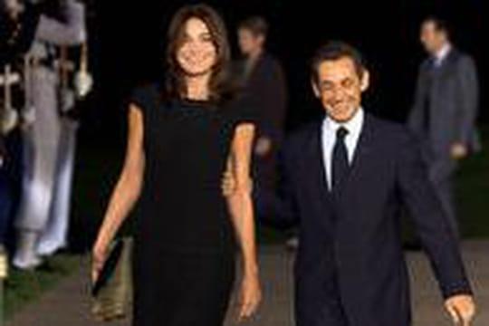 Vos idées de prénom pour le bébé de Carla et Nicolas Sarkozy