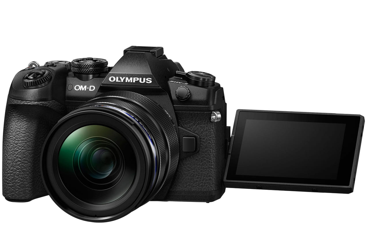 LOlympus OM-D E-M1 Mark II fait son entrée au Salon de la Photo 2016