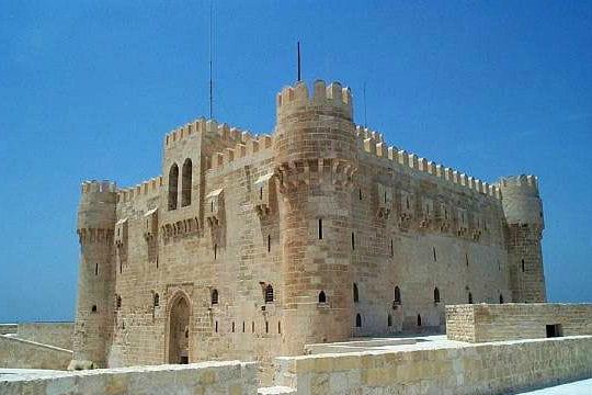Le Fort d'Alexandrie, tout un mythe