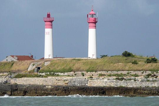 Le phare de l'Ile d'Aix