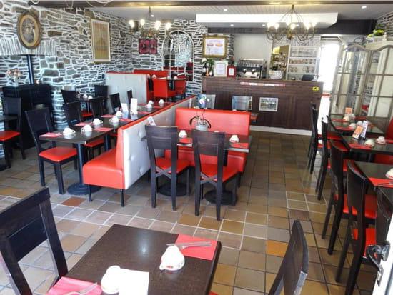 Restaurant : LE TY SKORN  - Le Ty Skorn crêperie restaurant à Cancale / salle -   © Le Ty Skorn crêperie restaurant à Cancale