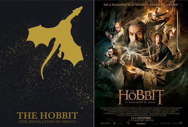 Affiches de films réinventées
