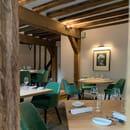 Restaurant : Le Moulin de Ponceau  - Le salon du rez de chaussée -   © Le moulin de ponceau