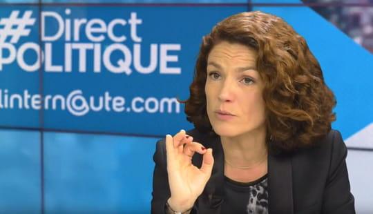 """Chantal Jouanno:Chantal Jouanno : """"Je ne pense pas que j'aurais été capable de m'allier avec Laurent Wauquiez"""" pour les régionales"""