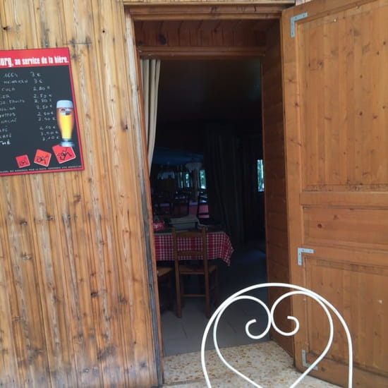 Restaurant : Restaurant De La Berge  - Belle guinguette  -