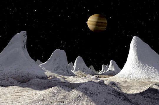 Satellite Callisto