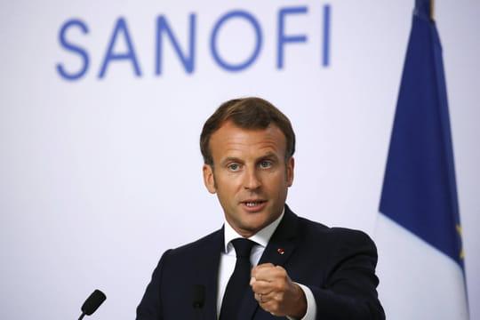 Vaccin contre le coronavirus: Macron sort le chéquier pour la recherche