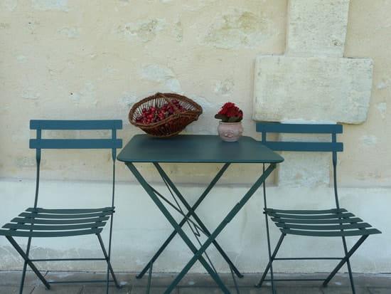 Le Domaine de Blaignac  - fruits de printemps -   © lepetit