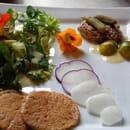 Auberge Paysanne Le Jardin des Aromates  - assiette d'entrée -