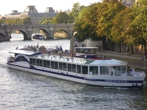 Paris en Scène - Dîner Croisière   © Paris en Scène