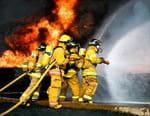 Pompiers sous haute tension