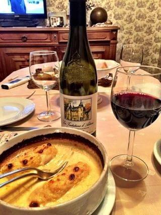 Table Gourmande Le Mogador  - quenelle de rascasse  -   © semon