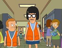 Bob's Burgers : Tina, surveillante des couloirs