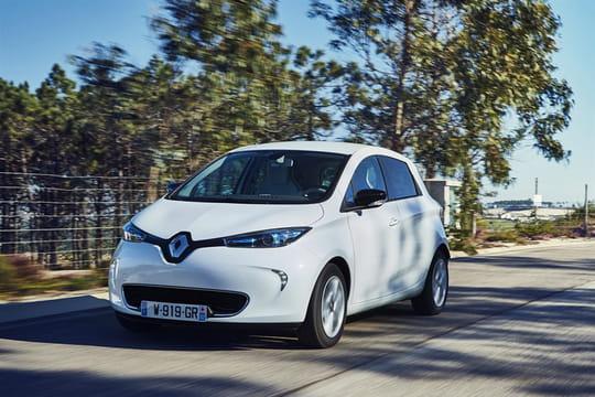 Renault Zoé: quel prix pour la petite électrique? [autonomie]
