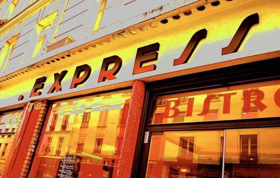 Express Bar  - Extérieur -   © miss@